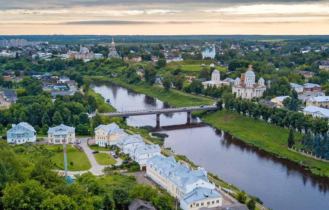 город Осташков новости Твери и тверской области сегодня