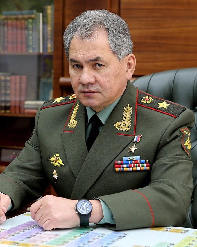 shoygy - ШОЙГУ Сергей Кожугетович