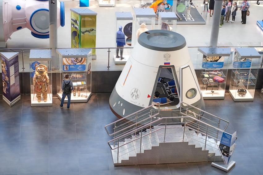 muzey kosmonavtiki v kaluge - Государственный музей истории космонавтики в Калуге в обновленном формате