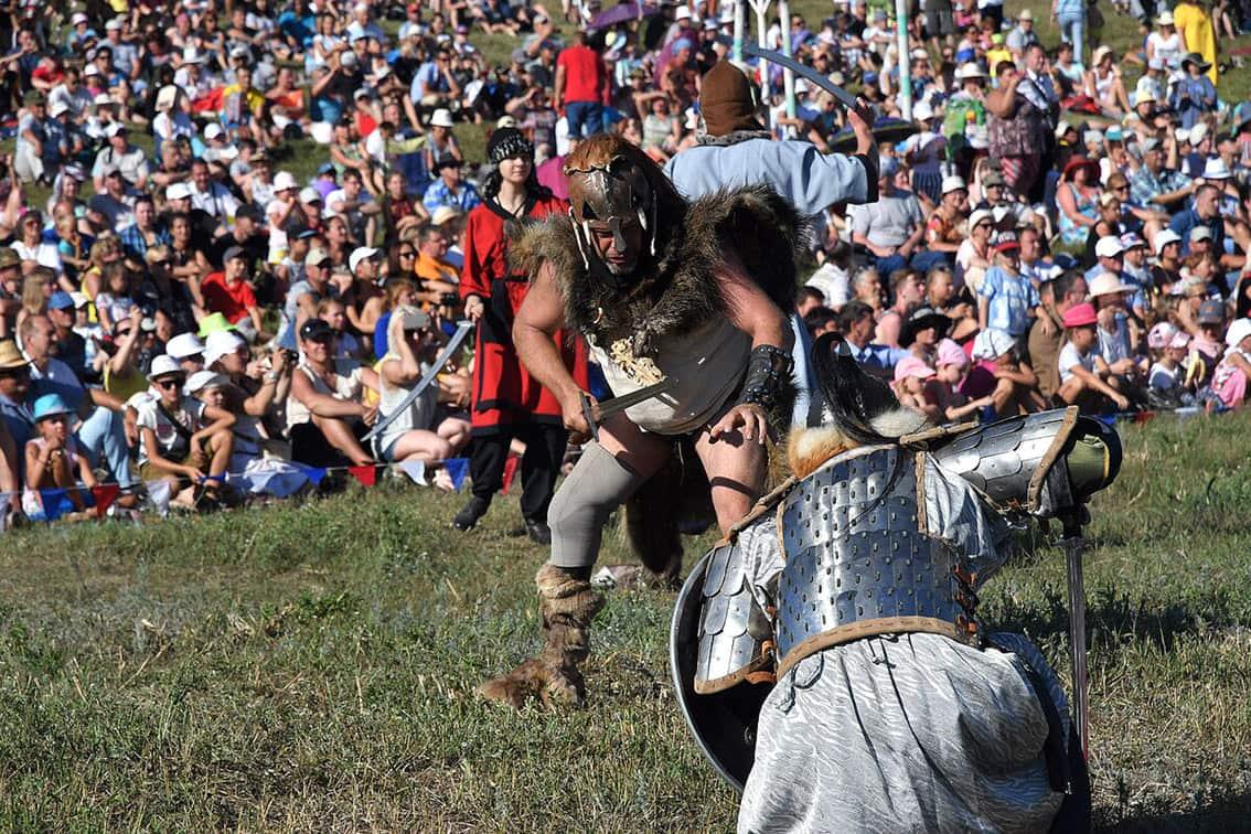 Этноисторический фестиваль «Русь. Эпоха объединения»
