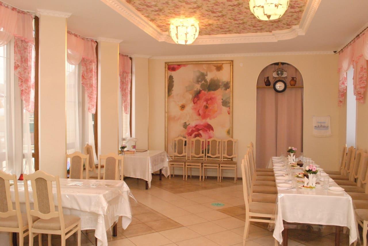 Комплекс «Добриан» ресторан