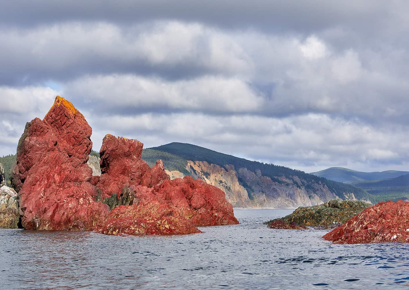 Национальный парк Шантарские острова