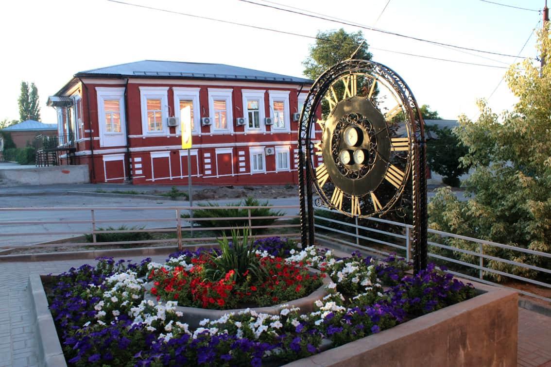 Город Серафимович Волгоградской области достопримечательности