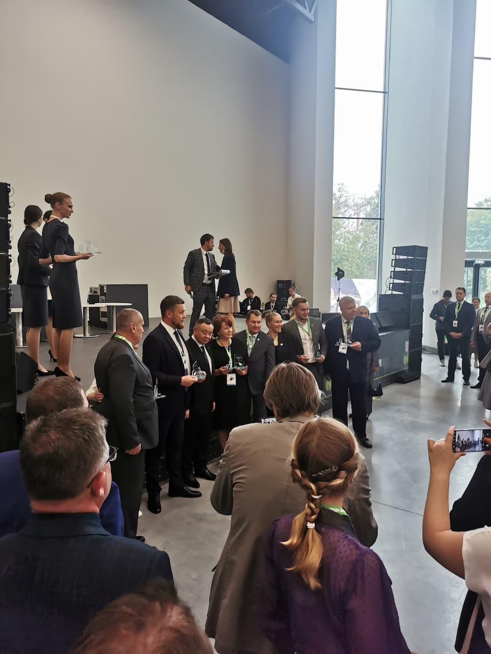 Победители конкурса создания городской комфортной среды